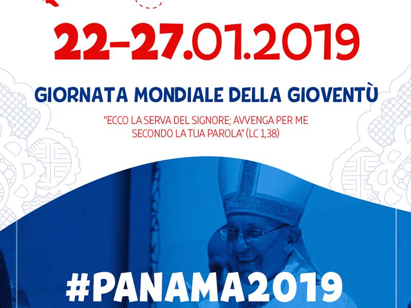 GIORNATA MONDIALE DEI GIOVANI A PANAMA – Unità Pastorale S.Martino ... 6e7c16388e2a